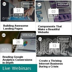 Learn Earn Wealthy Affiliate Live Webinars