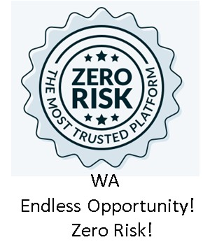 Wealthy Affiliate is Endless Opportunity With Zero Risk